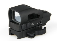 sighting in a red dot scope - 1x32x34mm Red/Green Dot Scope