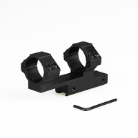 ar quick release scope mount - 30mm Scope Mount