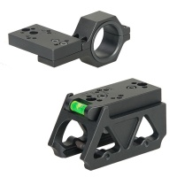 DOC/RMR/DP PRO/T1/T2 Red Dot Sight Mount With Riser Mount