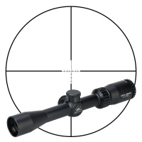 awke rifle scopes - 2-7x32 Rifle Scope