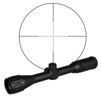 stainless rifle scopes - 3-9x12 Rifle Scope