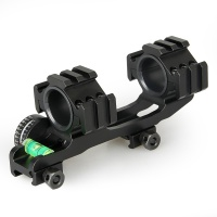 double rifle Scopes mount+ADI+Bubble level