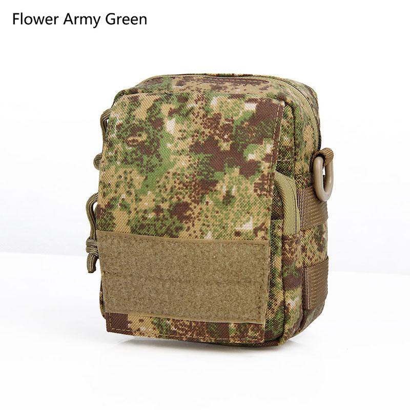 FLOWER Amry Green