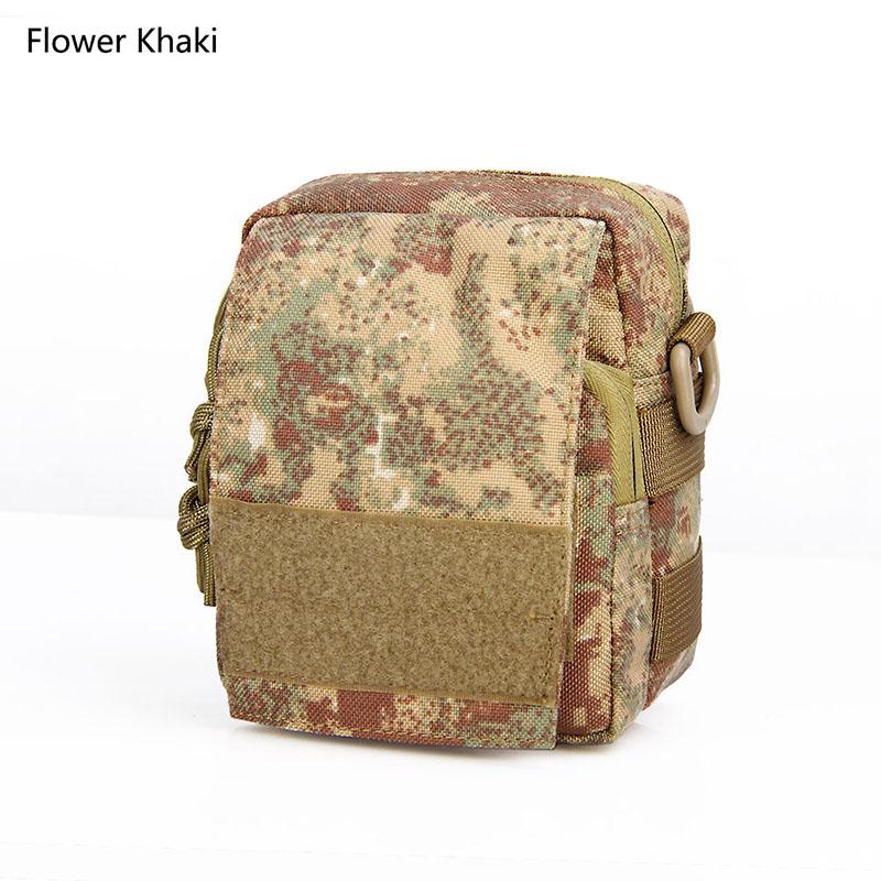 FLOWER KHAKI